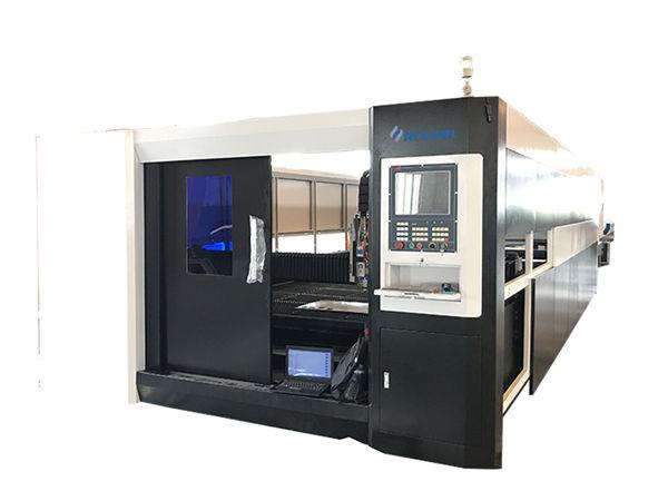 Máquina de corte a laser de alta precisão